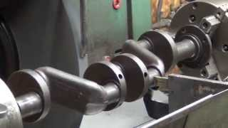J&M Machine Company - Crankshaft Grinding
