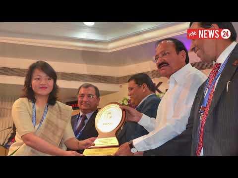 తెలంగాణ కు మరో అరుదైన ఘనత    Telangana Bags 8 National Tourism Awards   YOYO NEWS24