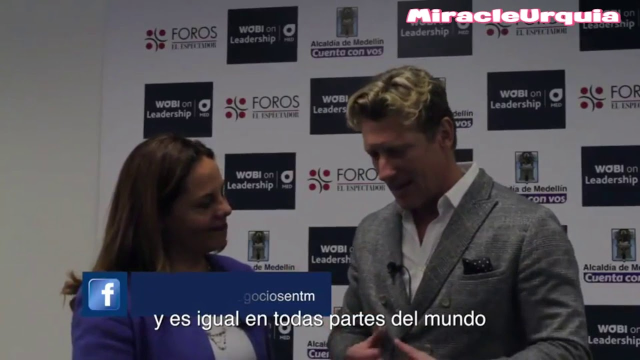 Magnus Scheving In Colombia - Lazy Town- Of Personal ...