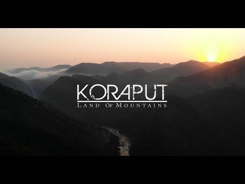    KORAPUT Aerial view    DJI MAVIC air   