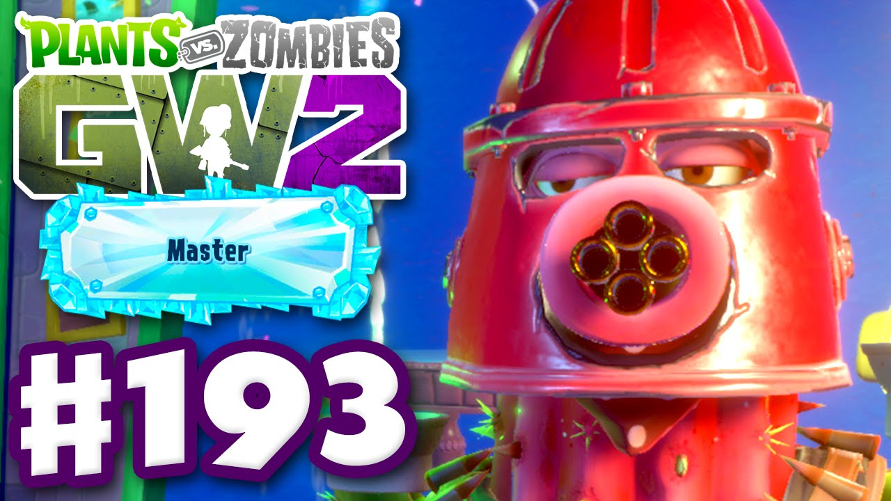 Master Bandit Cactus Plants Vs Zombies Garden Warfare 2 Gameplay Part 193 Pc Youtube