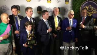 Breeders' Cup Classic Behind The Scenes With Mike Smith