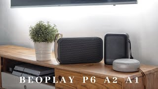 B&O BEOPLAY P6 REVIEW - How does it compare to it's Brothers?