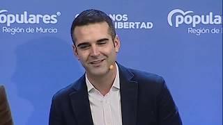 El alcalde de Almería, Ramón Fernández Pacheco, interviene en el acto 'Gobiernos por la libertad'