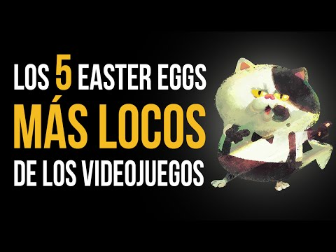 Los 5 EASTER EGGS MÁS LOCOS de los videojuegos!