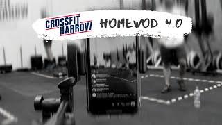 HomeWOD 4 0 Workout 18