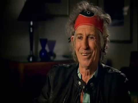 Keith Richards Talks About the Blues in Britain