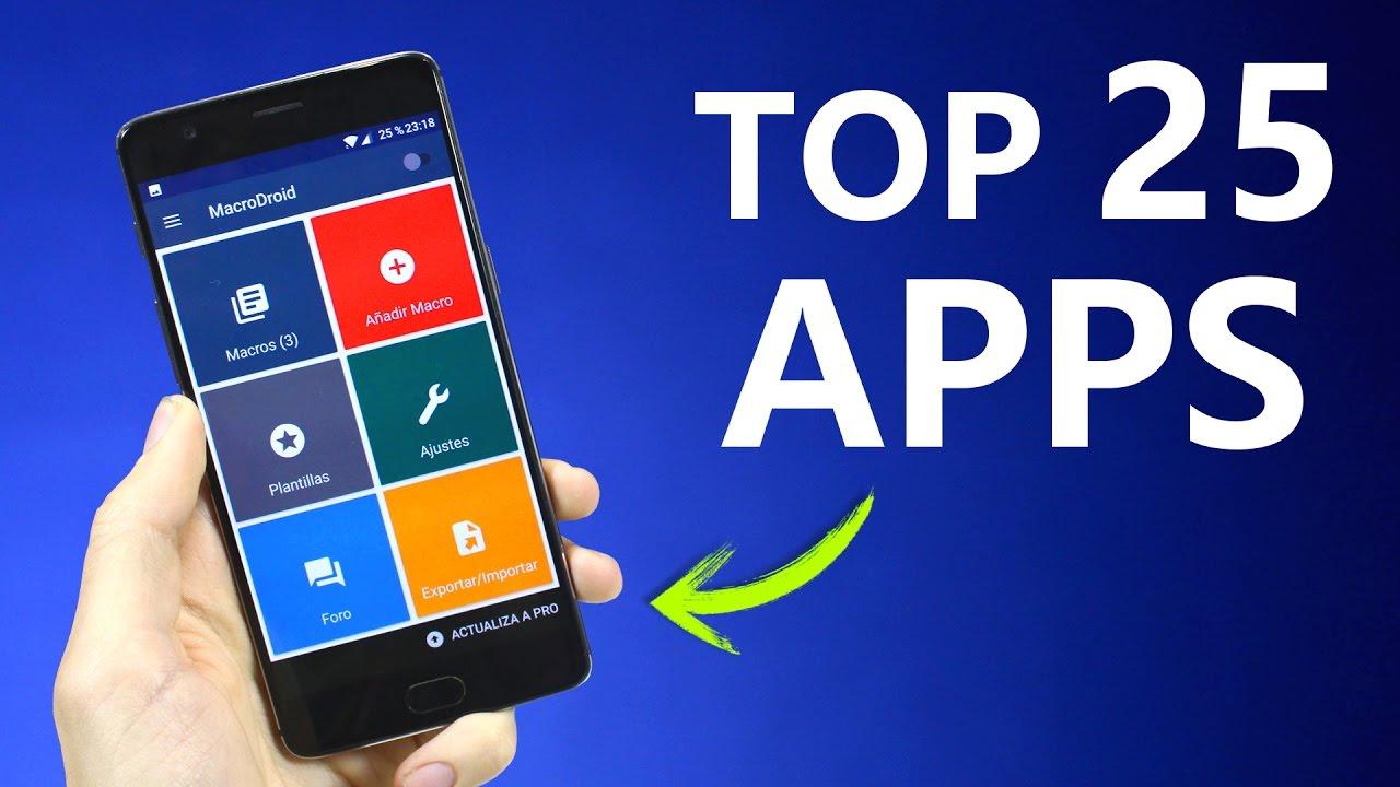 best aplicaciones android