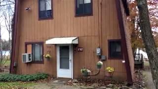 Mount Pocono Lake Front Cottage House Tour
