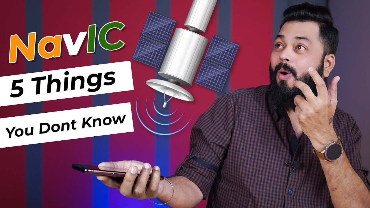 What Is NavIC? India's Own GPS Navigation System Explained ⚡ ???????? ????️ ⚡#ArunExplains