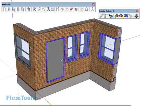 FlexTools and Profile Builder • sketchUcation • 1