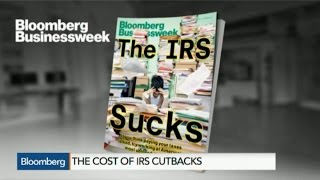 Why the IRS Sucks: This Week's Businessweek Cover Story