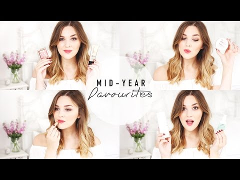 Mid-Year Beauty Round Up: Make Up & Skincare Favourites - I Covet Thee - 동영상