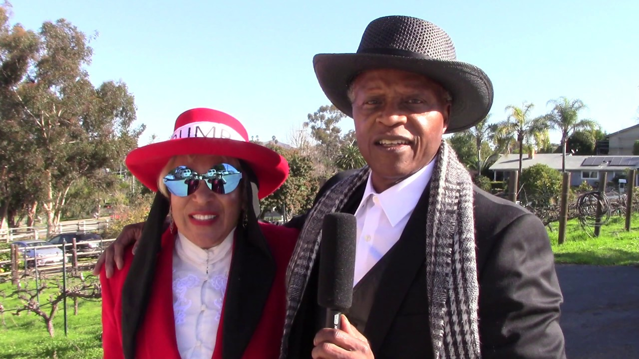 Lloyd Marcus Interviews Christine, Miss Red Hat Deplorable Jan 2020