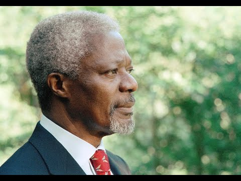 Kofi Annan: The United Nations mourns former Secretary-General