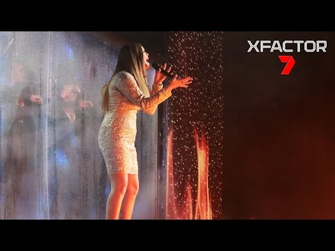 Amalia's performance of Adele's 'Set Fire To The Rain' - The X Factor Australia 2016