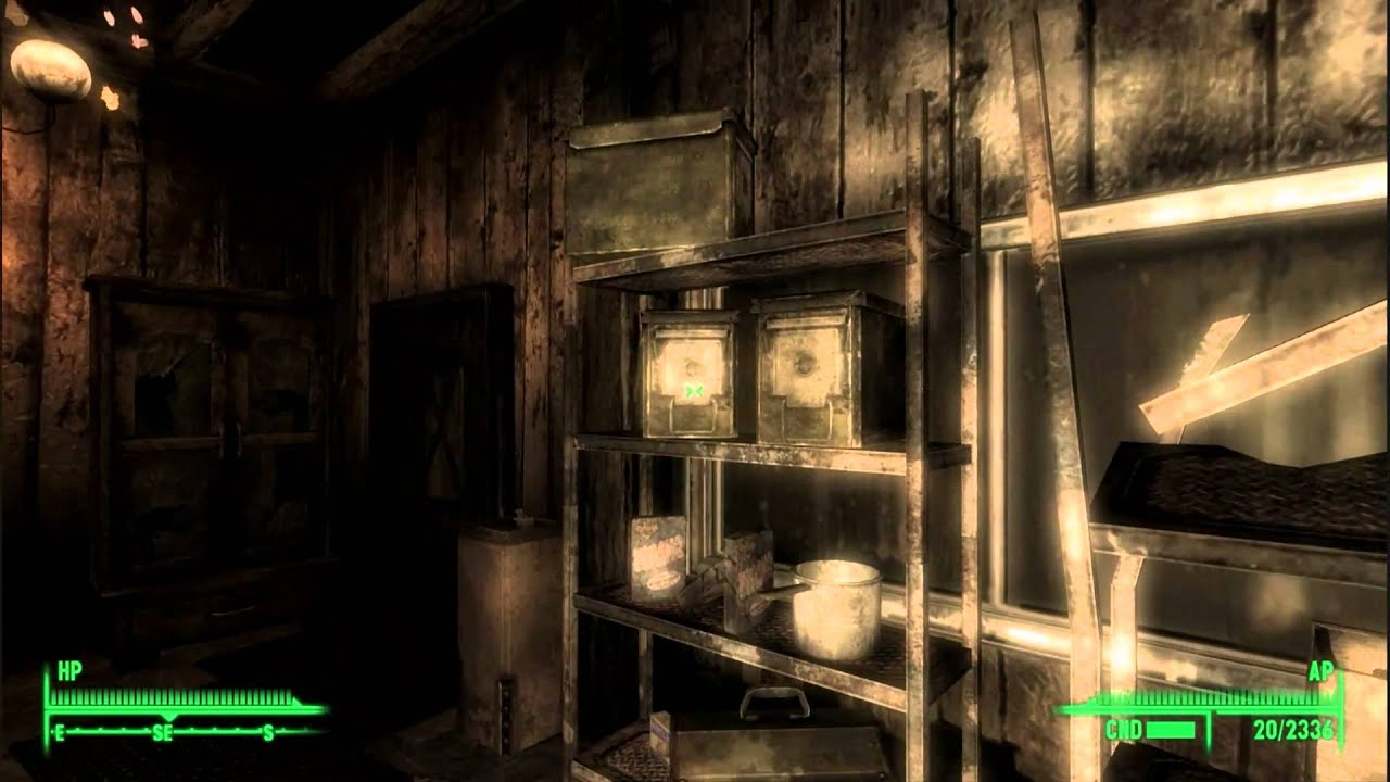 Fallout 3 Little Lamplight part 4 of 4 Opening Ways to