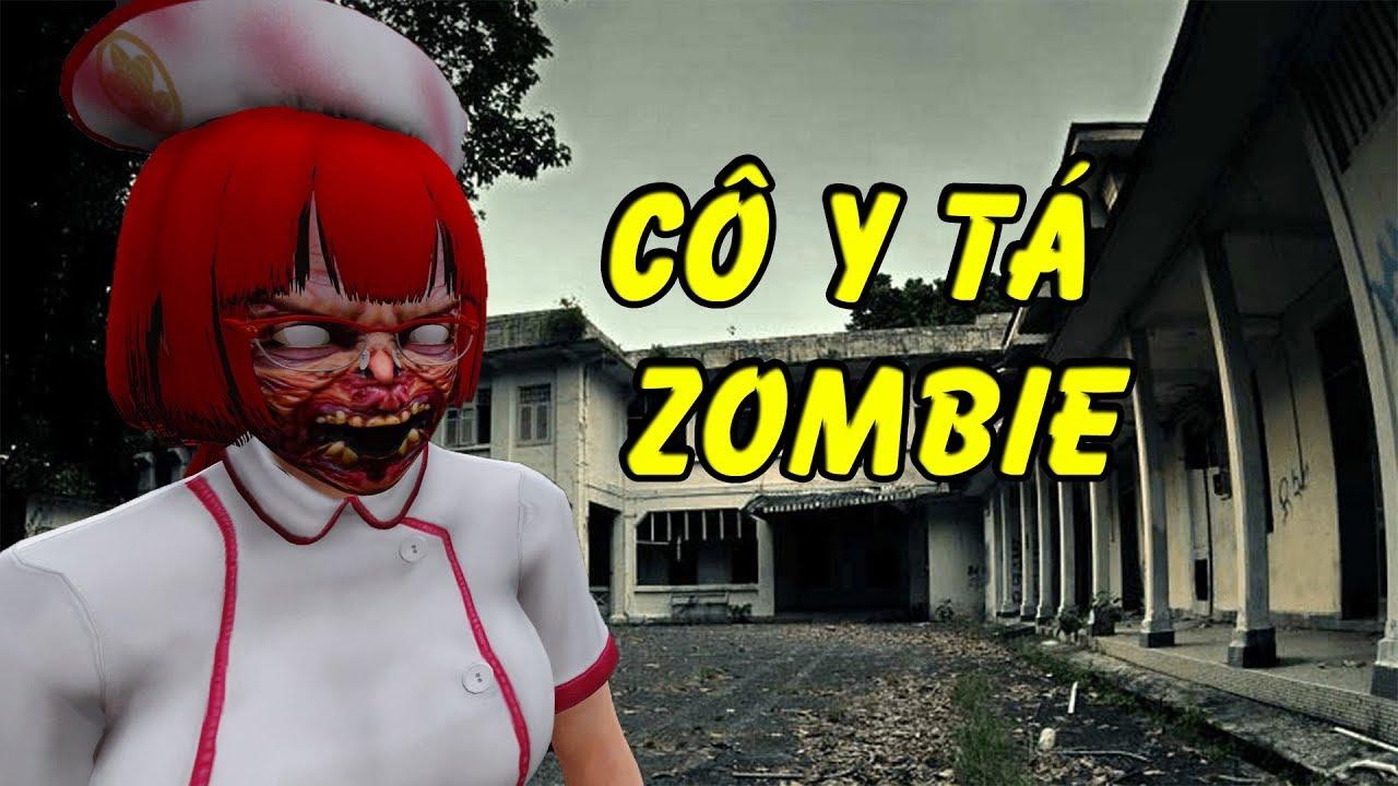 GTA 5 – Cô y tá Zombie trong bệnh viện hư hỏng | GHTG