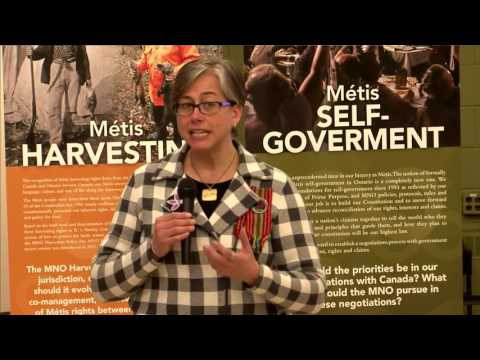 MNO Commission on Métis Rights & Self-Government - Ottawa Engagement Session