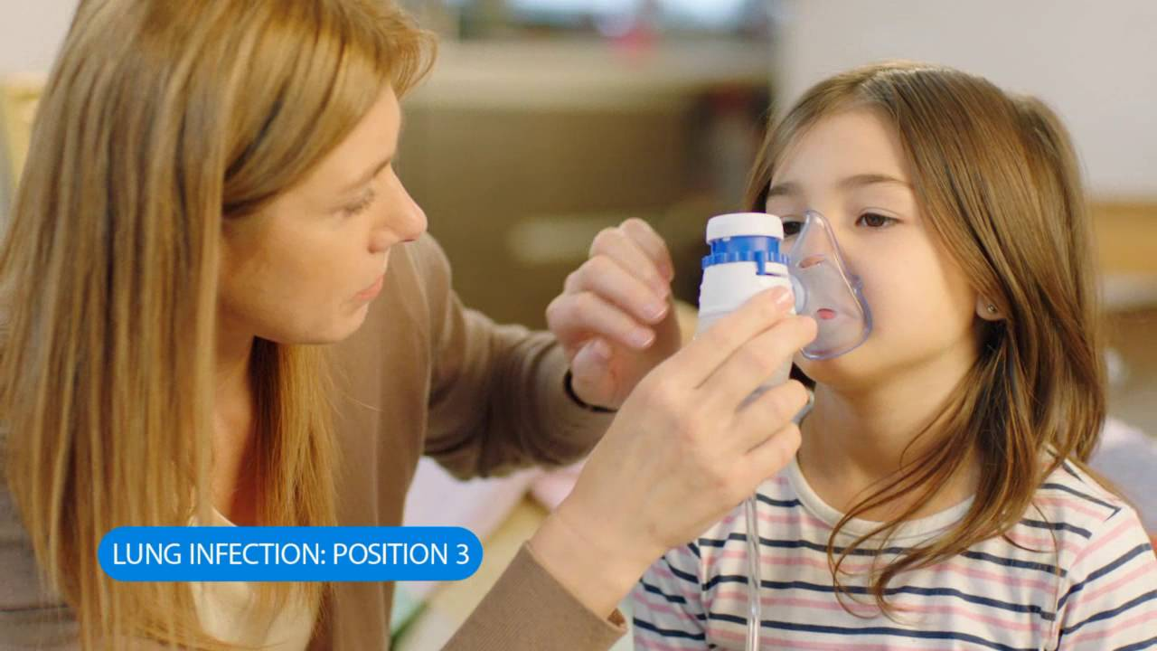OMRON A3 Complete- Unique 3-in-1 Adjustable Nebulizer - YouTube
