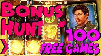 BONUS HUNT - BoD Forscher mit Verlängerung - Casino Professor feat. Pink Panter