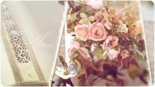 Свадебный сундучок для денег Gilliann Chocco Beauty Orange BOX032
