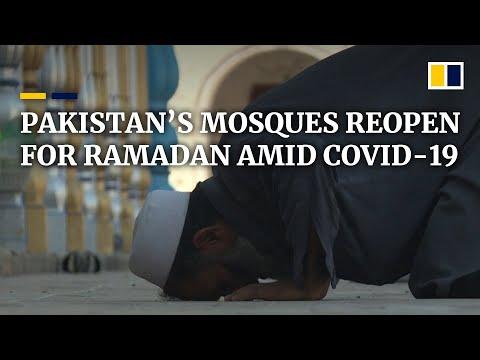 Clerics overturn coronavirus lockdown of mosques as Pakistan faces a Ramadan like never before