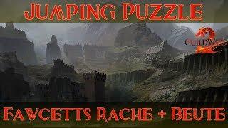 Guild Wars 2 Jumping Puzzle: Fawcetts Rache & Beute / Fawcett