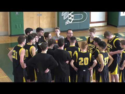 HD - Brentwood JV Basketball vs Commack 01/27/2018