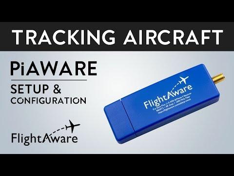 Tracking Aircraft With The FlightAware - PiAware Setup Tutorial thumbnail