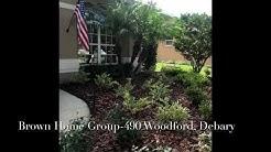 490 Woodford Dr. Debary, FL