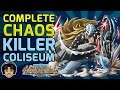 Walkthrough for Complete Chaos Killer Global Coliseum [One Piece Treasure Cruise]