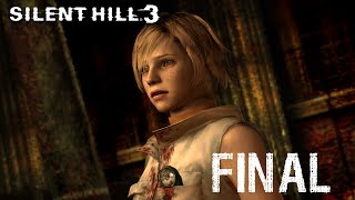 Silent Hill 3 Walkthrough HD - Part 18 God FINAL BOSS