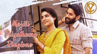 Gambar cover Majili - Priyathama Ringtone | Best telugu Ringtone |Samantha |Naga Chaithanya | Charan_yadav