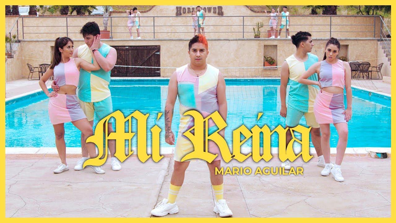 MI REINA - Mario Aguilar