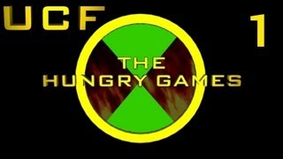 BEN10 vs BEAST BOY - UCF The Hungry Games Part 1 -  Toonsmyth