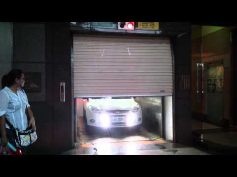 Taiwan Underground Mechanized Parking 3/3