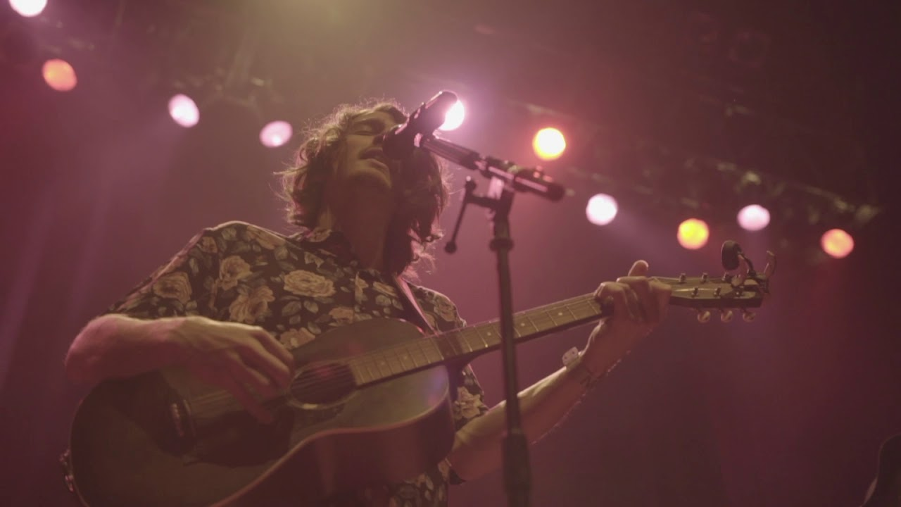 The Hunts - Travel (Live at The Norva)