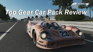 Top Gear Car Pack Review (Forza Motorsport 7)