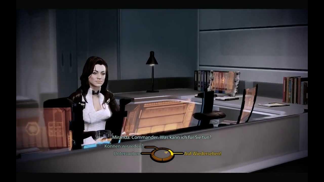 dating Miranda Mass Effect 2