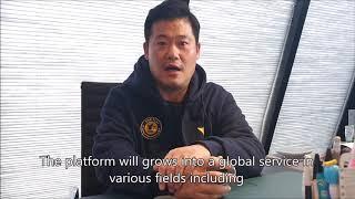 KOK PLAY, 글로벌 거래소 ZBG 상장과 비전 황…