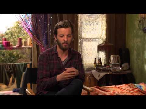 Aquarius TV Series: Gethin Anthony Behind the s