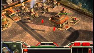 [HD]Command and Conquer: Generals -PC Game - China Level 1 - Normal Difficulty