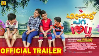 Ennodu Para I Love You Ennu Official Trailer | Nikhil Vahid | MSV Films