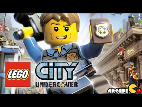 LEGO City Undercover - Episode 4 - Chasing Roof Top Robbers