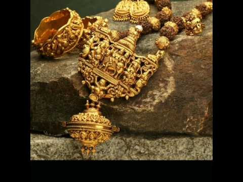 Woww... beautiful antique jewellery collection..