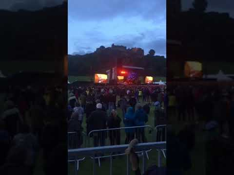 Runrig's Going Home at Stirling