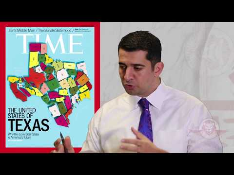 Texas or California? Which is a better state for business?