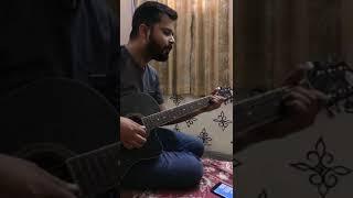 Abhi Na Jao Chord Kar//Acoustic Cover