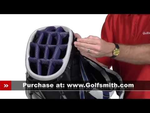 67d5b89ed1d6 Nike SQ Tour Stand Bag Review - YouTube